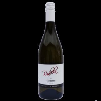 Láhev vína Chardonnay