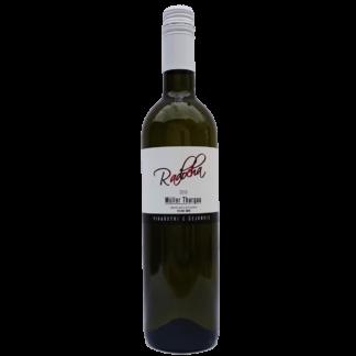 Láhev vína Müller Turgau