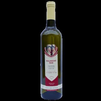 Láhev vína Rulandské šedé