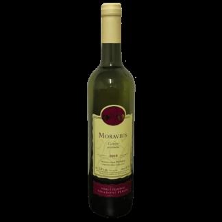 Láhev vína Moravius Cuveé