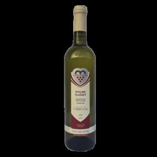 Láhev vína Ryzlink vlašský